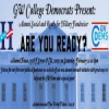 GW College Democrats Presents: GW Alumni Social and Ready for Hillary Fundraiser